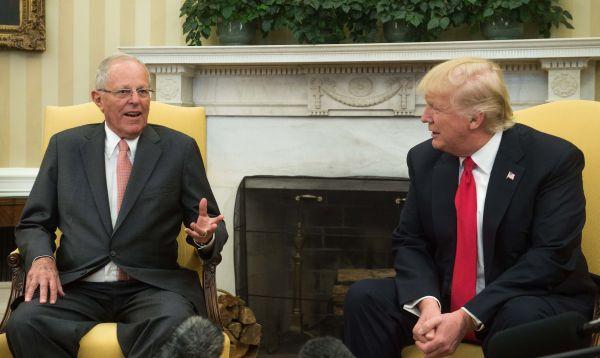 Trump y Kuczynski hablan sobre compra de equipos militares - Noticias de militares peruanos