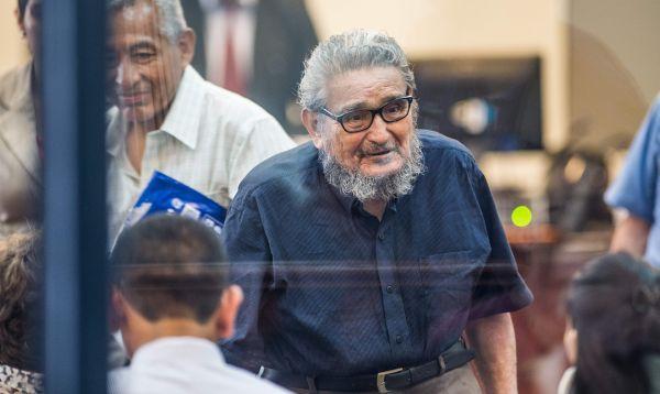 Abimael Guzmán reaparece en juicio por caso Tarata y pide atención médica - Noticias de crimen en el callao