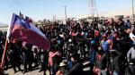 Chile: Huelguistas de mina 'Escondida' bloquean caminos a 21 días del conflicto - Noticias de conflictos mineros