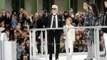 Karl Lagerfeld, a la conquista del espacio para vestir a la mujer de Chanel - Noticias de naomi campbell