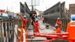 Puente Bella Unión estará listo a fines de diciembre, según Castañeda - Noticias de luis castaneda