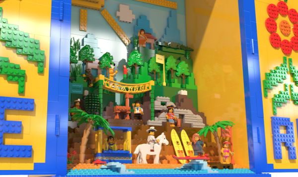 Ideas Lego: Inca Kola apoya iniciativa para producir retablo ayacuchano