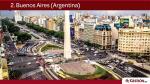 ¿Qué ciudades de América Latina superan o son vencidas por Lima en el Ranking de Calidad de Vida 2017? - Noticias de mercer