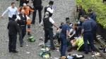 Un atentado causa tres muertos y provoca caos en el corazón del poder británico - Noticias de rio alto