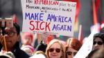 Ultimátum de Trump a republicanos: aprueben reforma o el Obamacare se mantendrá - Noticias de