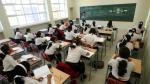 Minedu publica lista de instituciones educativas que no podrán reanudar clases este lunes 27 - Noticias de pachacámac