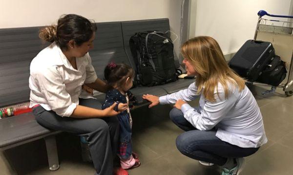 Midis gestionó traslado de Trujillo a Lima de niña de 2 años para que sea operada - Noticias de desarrollo