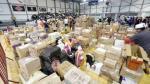 Gobierno ha recibido alrededor de 3,000 toneladas de ayuda humanitaria para damnificados - Noticias de eduardo dibos