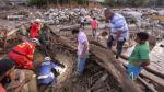 Colombia: Frenética búsqueda de sobrevivientes tras alud que dejó 254 muertos - Noticias de juan carlos rios