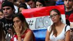 Paraguay: legisladores dejan iniciativa de reelección en suspenso después de violentas protestas - Noticias de horacio cartes