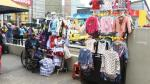 Ventas por campaña del Día de la Madre aún no calientan en Gamarra - Noticias de emporio comercial gamarra