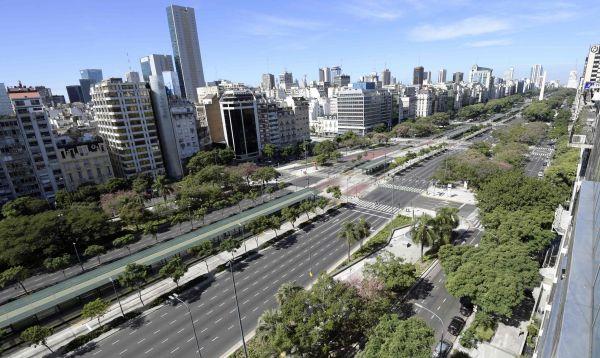 Argentina se paraliza en primera huelga general contra Macri - Noticias de jorge macri