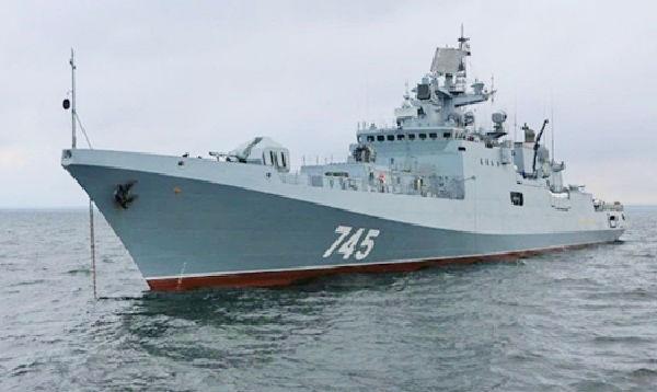 Barco ruso con misiles se dirige al mar Mediterráneo tras ataque de EE.UU. a Siria