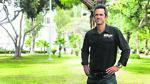 """Arturo Bayly: """"Para un triatlón entreno 15 horas a la semana, por la mañana y por la tarde"""" - Noticias de juan miguel raffo"""