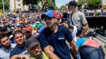 EE.UU. urge a Venezuela reconsiderar inhabilitación de líder opositor Capriles - Noticias de luis almagro