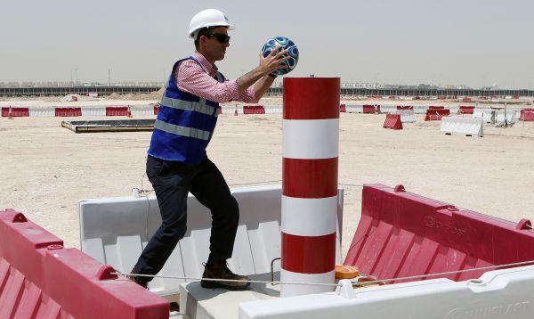 Arrancan obras del estadio de la final del Mundial de 2022