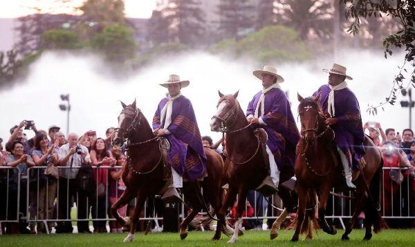 Lima celebra el Día del Caballo Peruano de Paso con exhibición pública - Noticias de baile del caballo