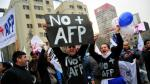 Bachelet envía al Congreso reforma para elevar pensiones en Chile - Noticias de michelle bachelet