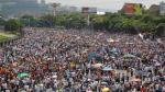 Oposición venezolana llama a nueva protesta en Caracas el miércoles - Noticias de stalin gonzalez