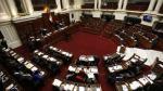 Congreso aprobó con 90 votos el nuevo dictamen de ley para reconstrucción del Perú - Noticias de poder ejecutivo
