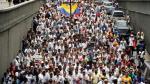 Oposición venezolana reta a Maduro con nueva marcha - Noticias de leonel fernandez