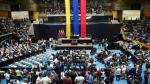 Parlamento venezolano pide apoyo internacional para adelantar elección presidencial - Noticias de
