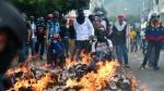 Fuertes disturbios en Venezuela mientras Maduro activa su Constituyente - Noticias de tibisay lucena