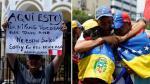 Más de cinco mil venezolanos solicitan permiso para trabajar en Perú - Noticias de ruc