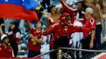 Jugadores del Caracas guardan minuto de silencio en partido de Copa Sudamericana - Noticias de loureno marques