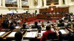 Congreso amplió el número de miembros que podrán tener las comisiones investigadoras - Noticias de luz salgado