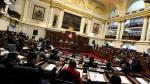 Comisiones investigadoras del Congreso tendrán hasta nueve miembros - Noticias de luz salgado