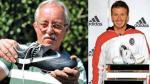 La historia de las Predator y del inventor húngaro que le ganó un juicio a Adidas - Noticias de chorri palacios