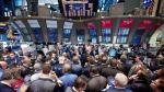 Wall Street cae con fuerza en jornada negra para mercados globales por crisis de Trump - Noticias de ibex