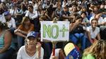Consejo de Seguridad de ONU vuelca su atención a la crisis en Venezuela - Noticias de olimpia esteven ramirez