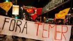 Denuncia contra presidente Temer genera terremoto político en Brasil - Noticias de rodrigo palacio