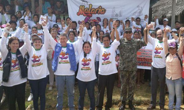 Minsa lanzó Plan Malaria Cero en Loreto - Noticias de minsa