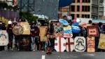 La oposición desafía al gobierno de Maduro por octava semana - Noticias de david santos