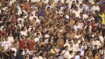 Banderolas y bombos pueden volver a los estadios de fútbol en Perú - Noticias de walter oyarce