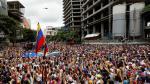Flujo de dinero de Estados Unidos a Venezuela ayuda a los manifestantes - Noticias de molotov