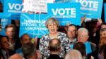 May camino de perder la mayoría absoluta en el Parlamento británico - Noticias de itv