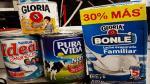 Aspec alerta el uso de carragenina en 14 productos lácteos de Gloria, Nestlé y Laive - Noticias de alimentos transgenicos