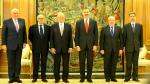 PPK en España: Así fue el encuentro con Felipe VI en el Palacio de la Zarzuela - Noticias de felipe reyes