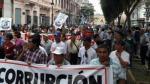 ¿Percibe que la corrupción desplaza a la delincuencia como principal problema del país? - Noticias de democracia