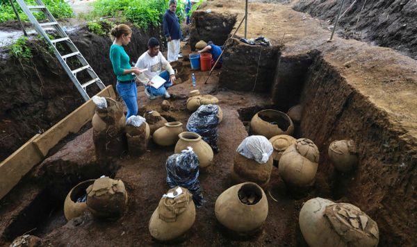 Nicaragua: hallan sitio arqueológico de 1,200 años de antigüedad - Noticias de arqueología