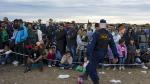 Crisis migratoria en la UE, las cifras para comprenderla - Noticias de comisiones de afp