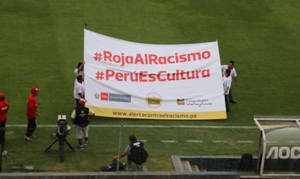 Ministerio de Cultura le saca tarjeta roja al racismo en el fútbol - Noticias de racismo en el fútbol