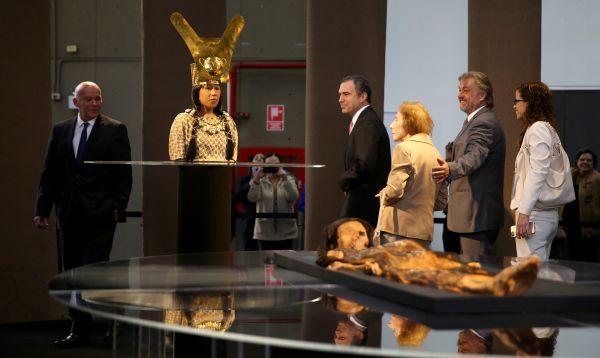 Perú muestra reconstrucción del rostro de la Señora de Cao - Noticias de mujer peruana