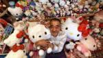 La colección Hello Kitty más grande del mundo pertenece a un ex-policía - Noticias de kitty potter