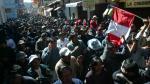 Desde que se inició el gobierno de PPK hubo 829 acciones de protesta - Noticias de fenómeno el niño