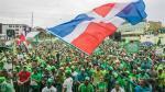 Miles de dominicanos exigen cárcel por sobornos de Odebrecht - Noticias de danilo medina